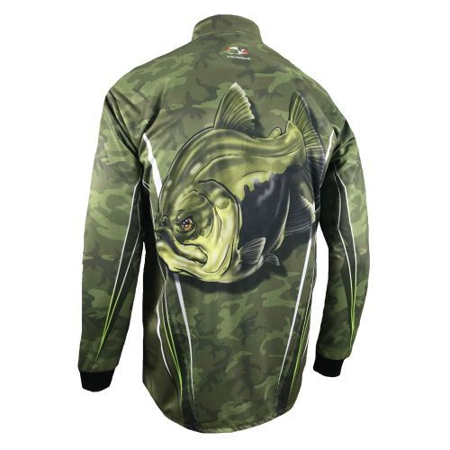 Camisa Faca na Rede Combat-S 2020 NEW Tambaqui
