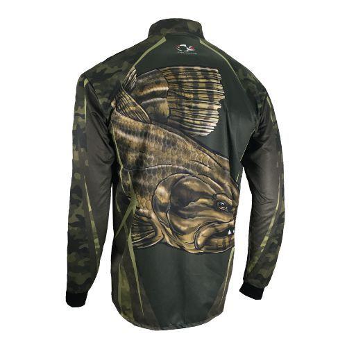 Camisa Faca na Rede Combat-S 2020 NEW Traira