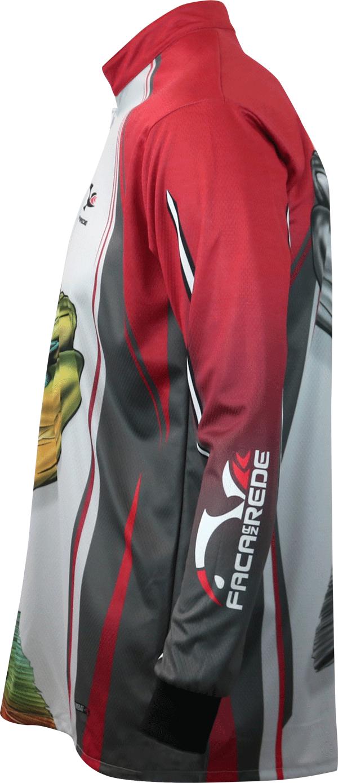 Camisa Faca na Rede Combat-S CS19 Tucuna Acu