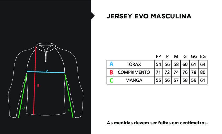 Camisa Faca na Rede Evo Tucunare Azul 18/19