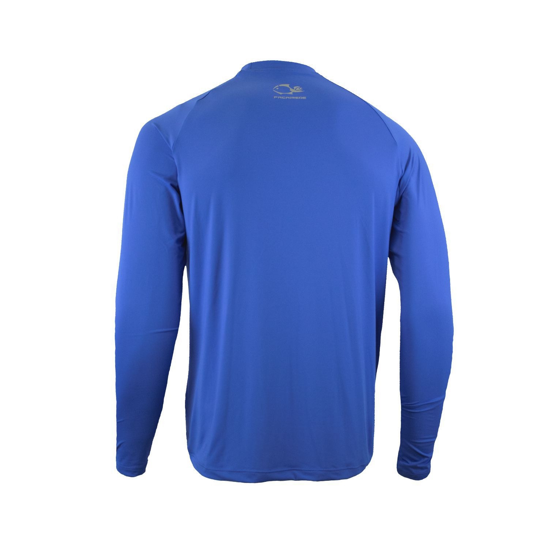 Camisa Faca na Rede ICE Line - Azul