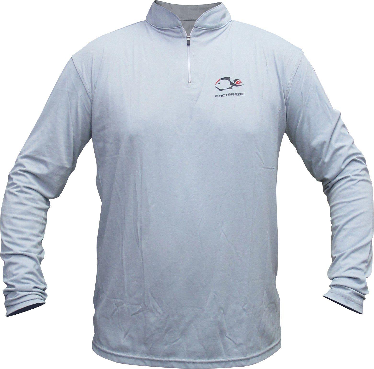 Camisa Maori Faca na Rede