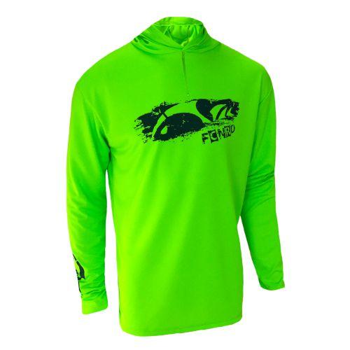 Camisa Faca na Rede Next - Verde Limao