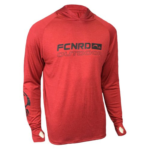 Camisa Faca na Rede Ride One - Vermelho