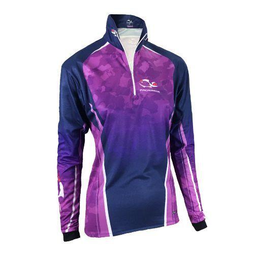 Camisa FEMININA Faca na Rede Combat-S 2020 NEW Girl Purple