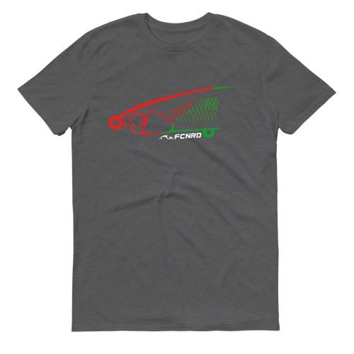 Camiseta Casual Faca na Rede Bait
