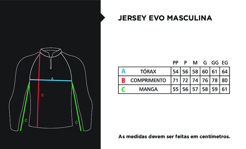 Jersey Faca na Rede Evo Steel 19/20