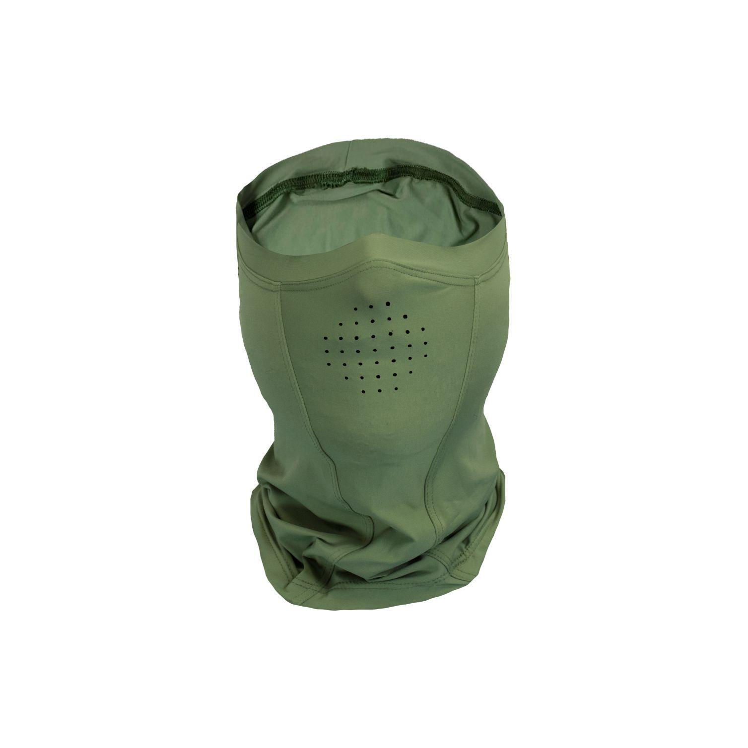 Máscara de Proteção Solar (Buff) Faca na Rede - Ice Mask Verde