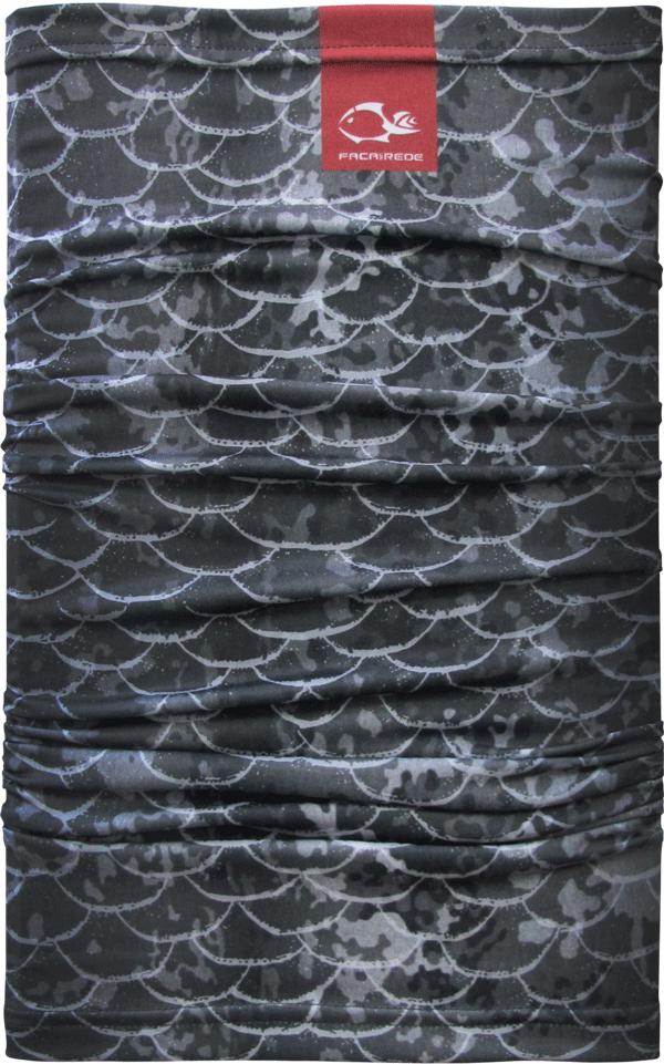Máscara de Proteção Solar (Buff) - FNR Tube mod. TB19 Escama