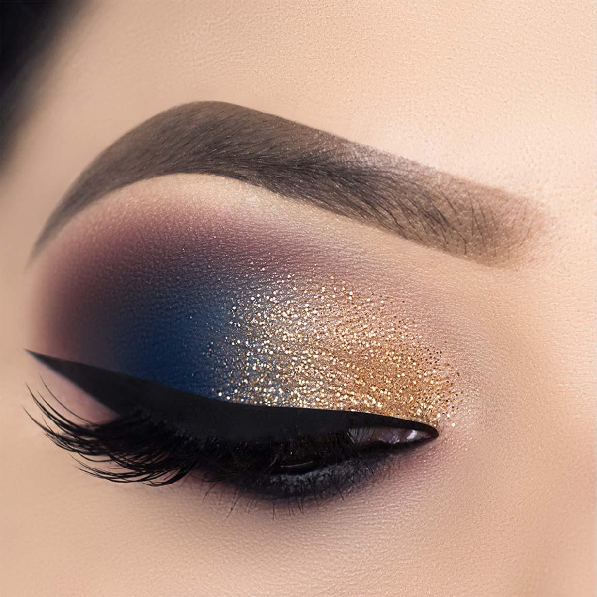 Asa de Borboleta Glitter  Suelen Makeup Cancum  - SUELEN MAKEUP