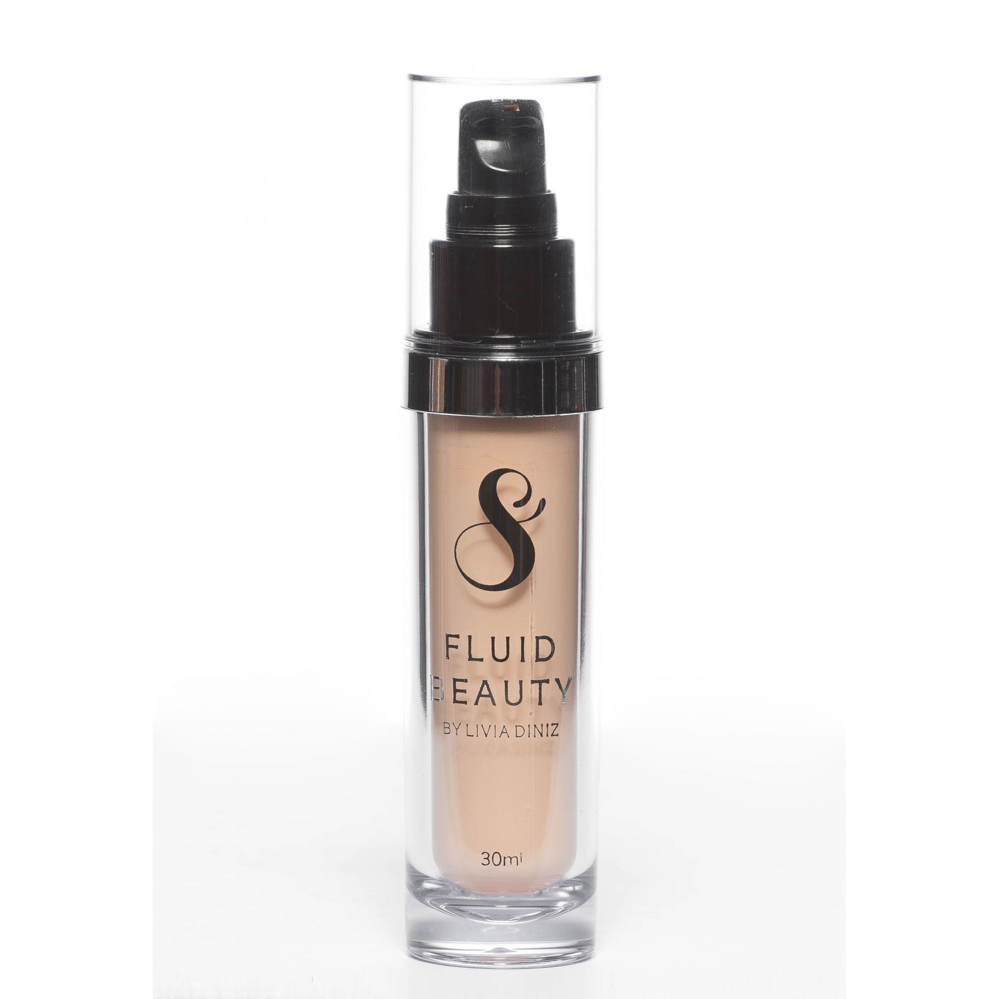 Base Fluida Suelen Make Up Cor 01 30Ml  - SUELEN MAKEUP