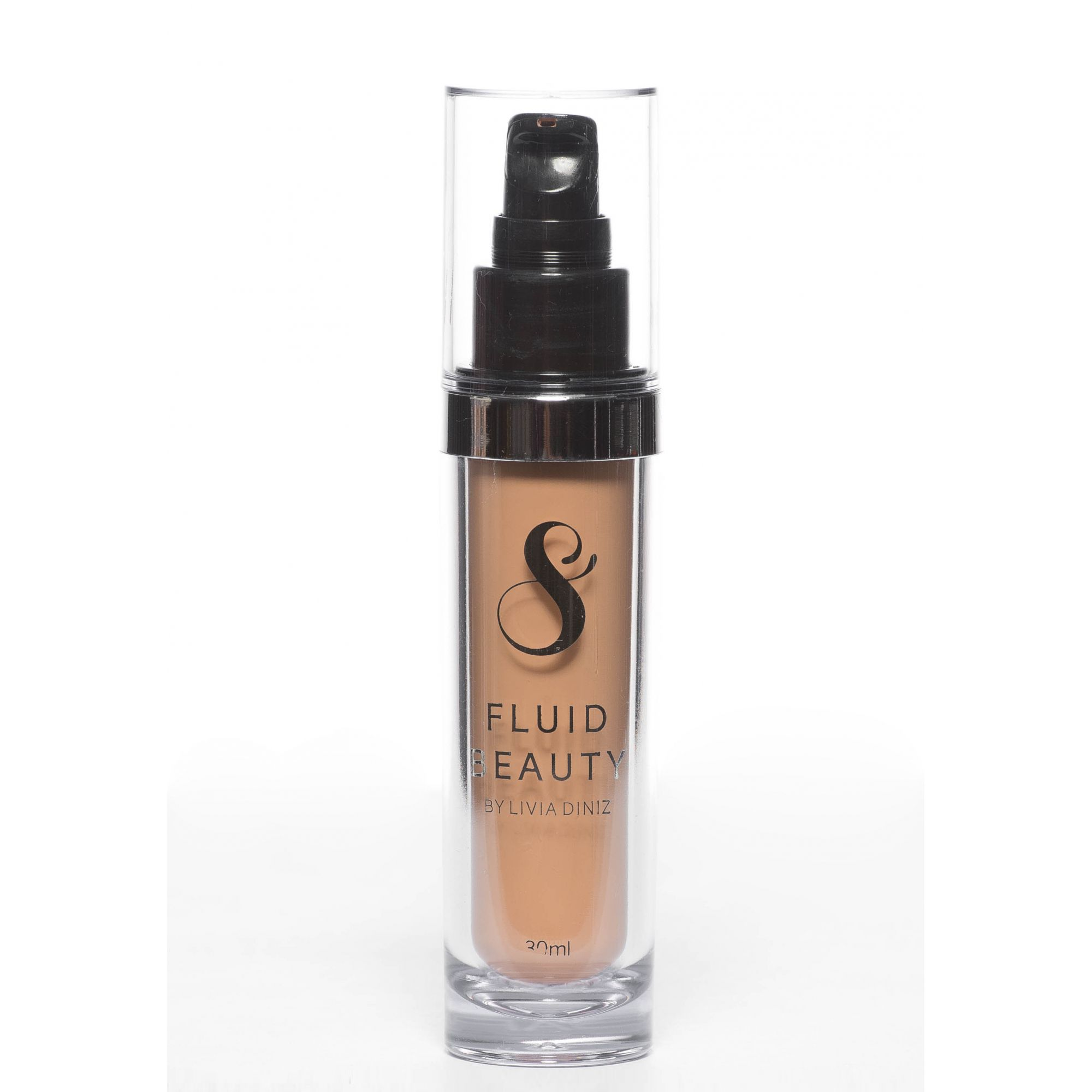 Base Fluida Suelen Make Up Cor 03 30Ml  - SUELEN MAKEUP