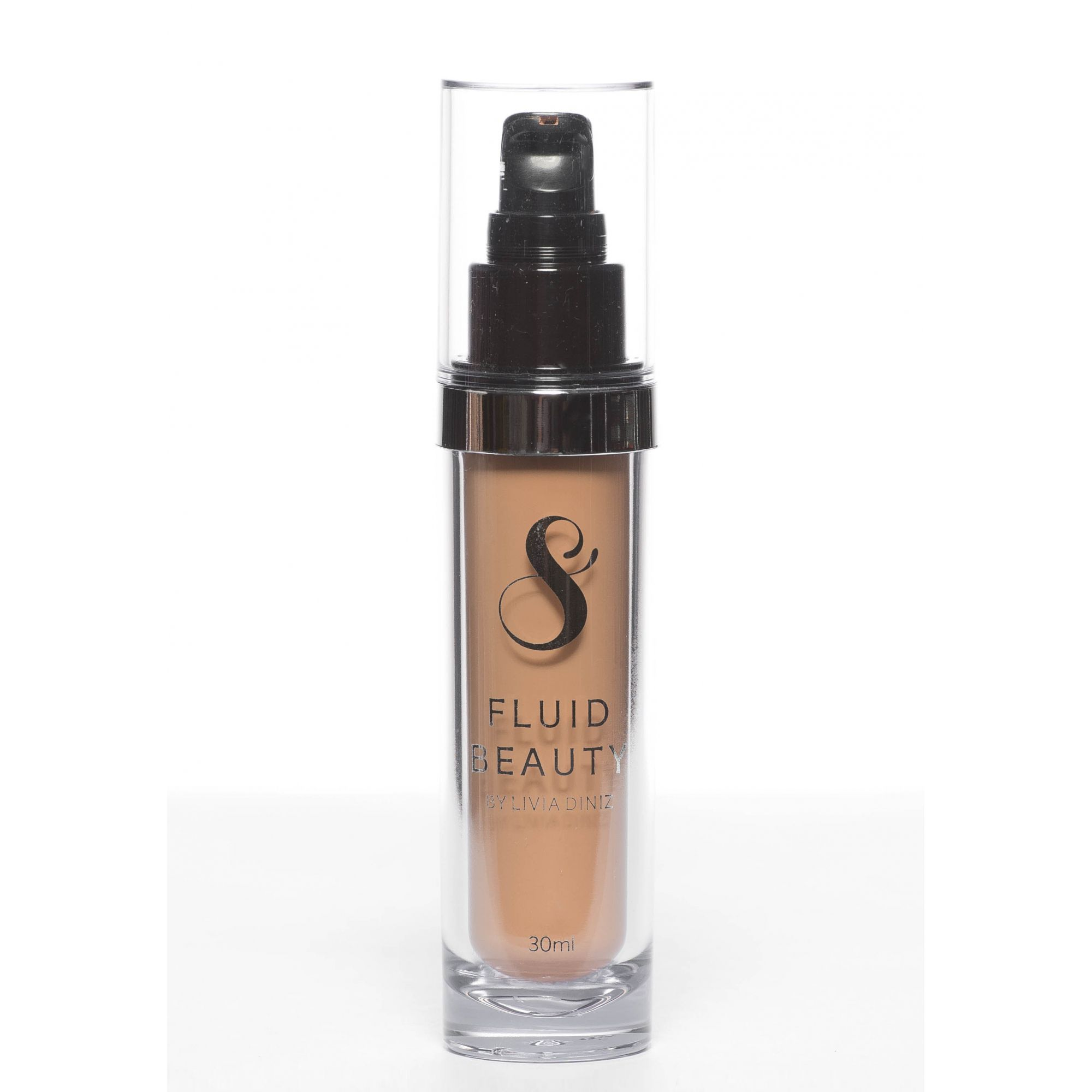 Base Fluida Suelen Make Up Cor 04 30Ml