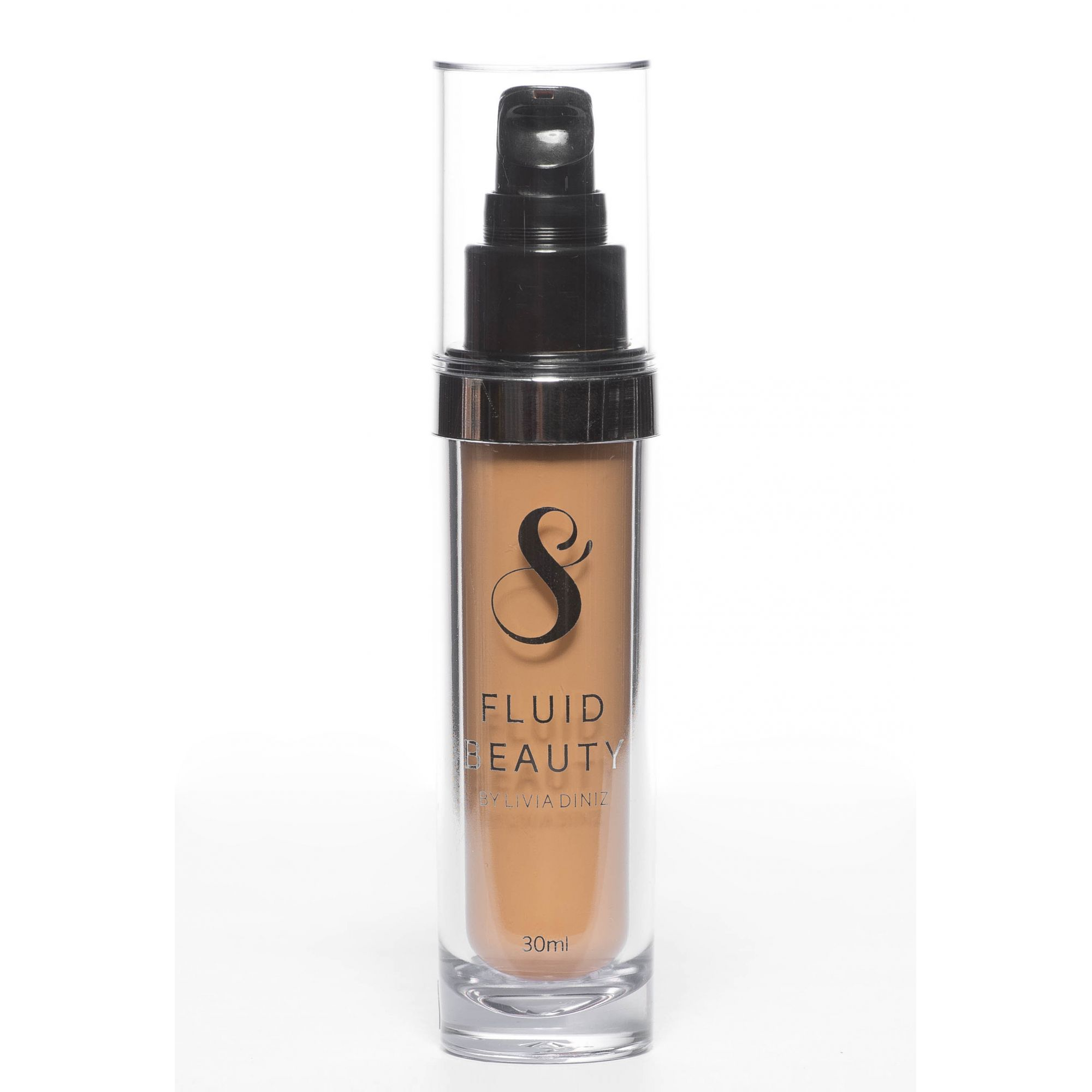 Base Fluida Suelen Make Up Cor 05 30Ml  - SUELEN MAKEUP