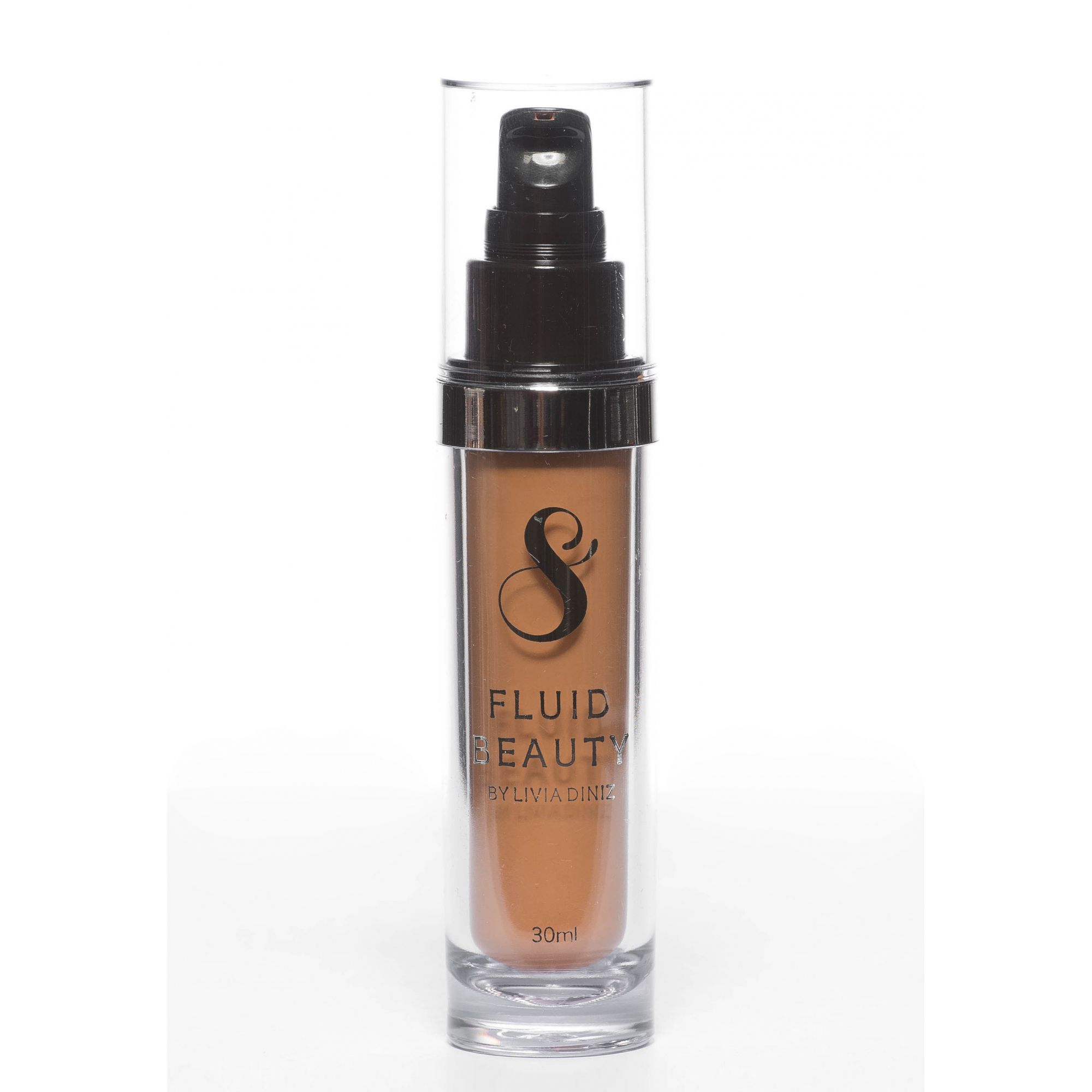 Base Fluida Suelen Make Up Cor 07 30Ml  - SUELEN MAKEUP
