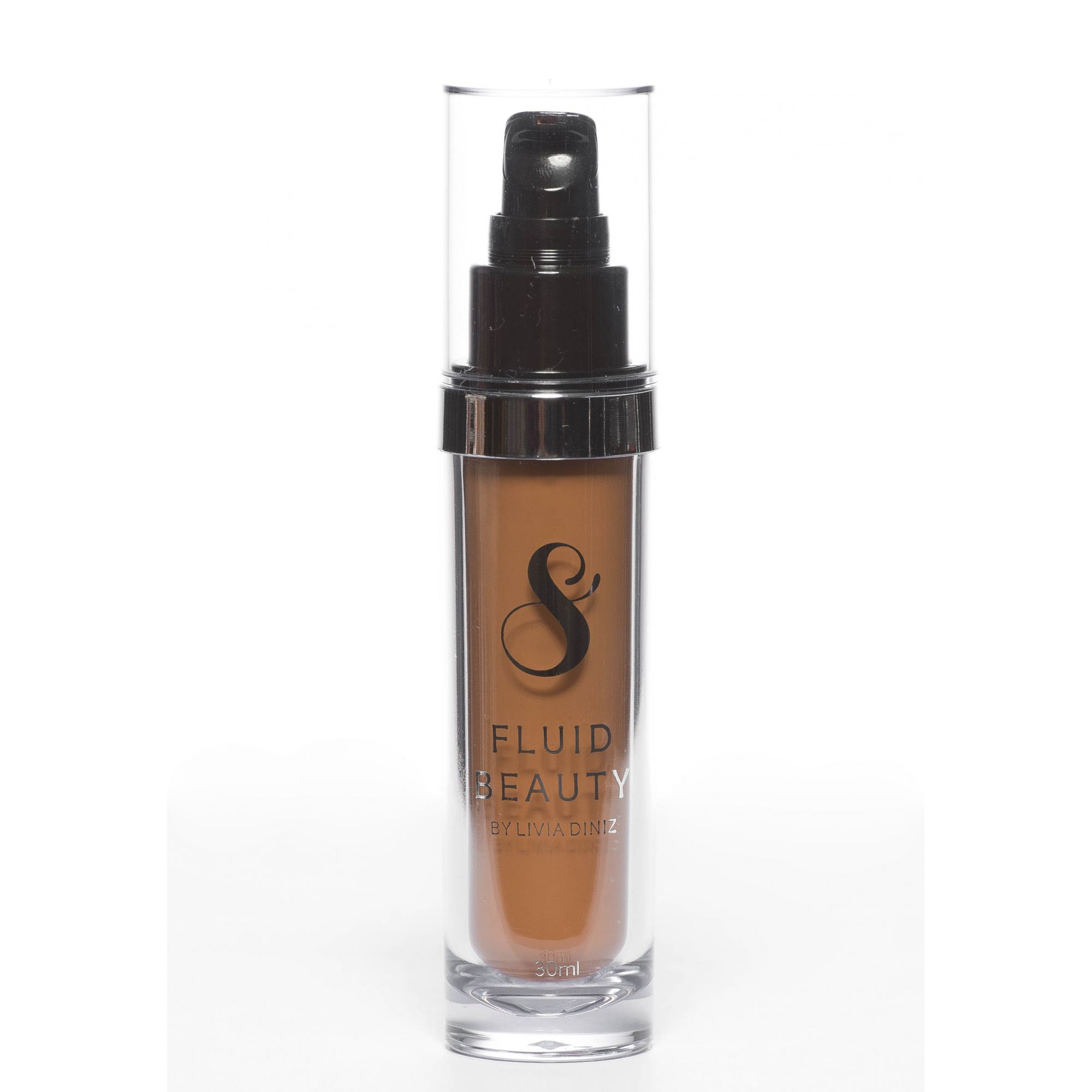 Base Fluida Suelen Make Up Cor 08 30Ml - SUELEN MAKEUP