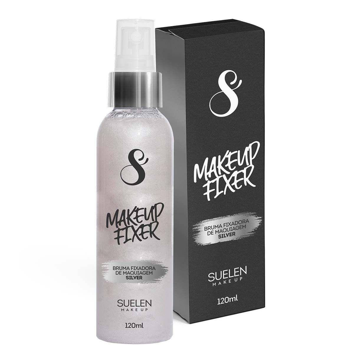 Bruma Fixadora de Maquiagem Silver Suelen Makeup