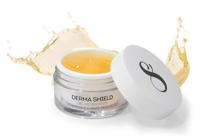 Gel Facial Derma Shield  - SUELEN MAKEUP