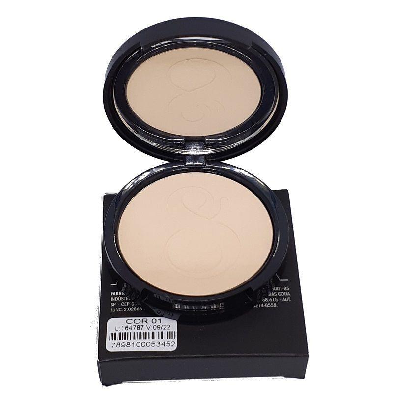 Pó Compacto Suelen Makeup 01 11G  - SUELEN MAKEUP