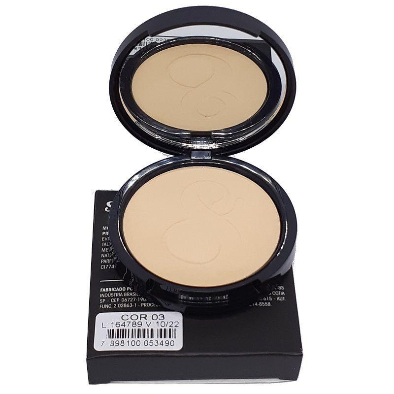 Pó Compacto Suelen Makeup 03 11G
