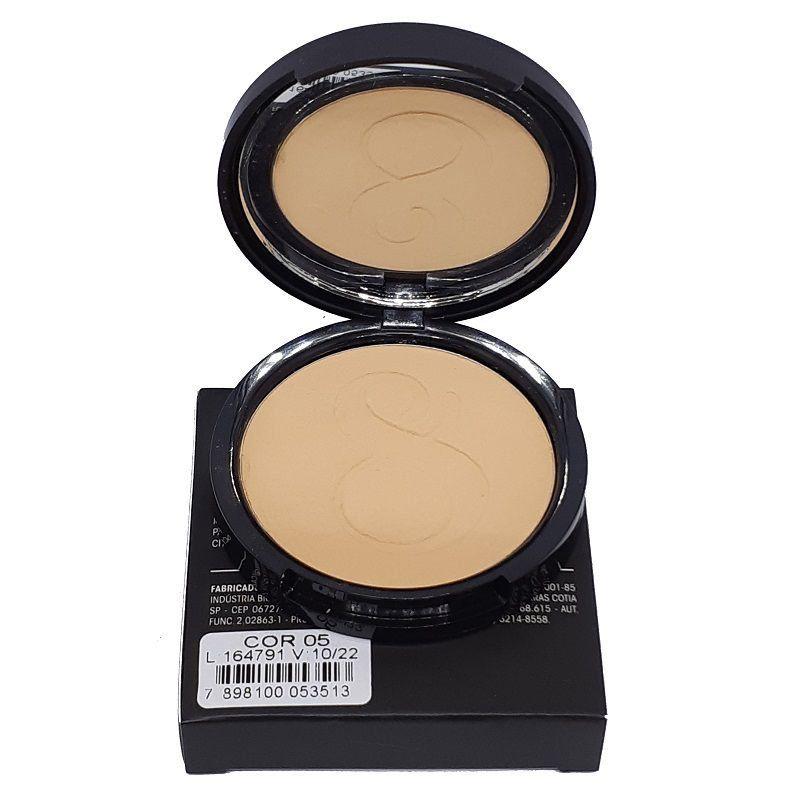 Pó Compacto Suelen Makeup 05 11G