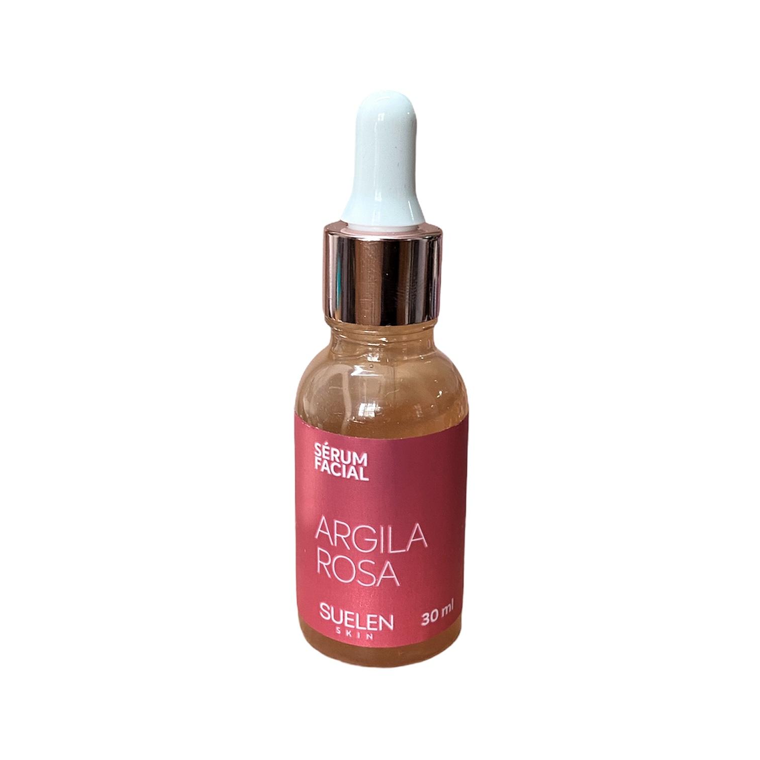 Sérum Facial Argila Rosa