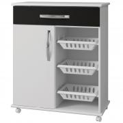 Fruteira Goiânia Armário de Cozinha Área Serviço Com Gaveta
