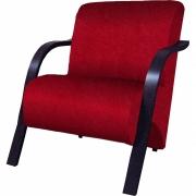 Poltrona Decorativa Vênus Sala Casa Cadeira Recepção Quarto