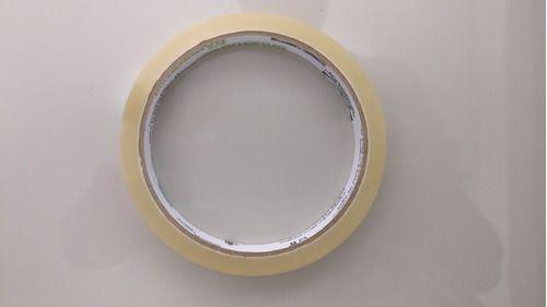 Kit 20 Und Fita Adesiva 12mm Filme Plástico De Bopp Com 40m