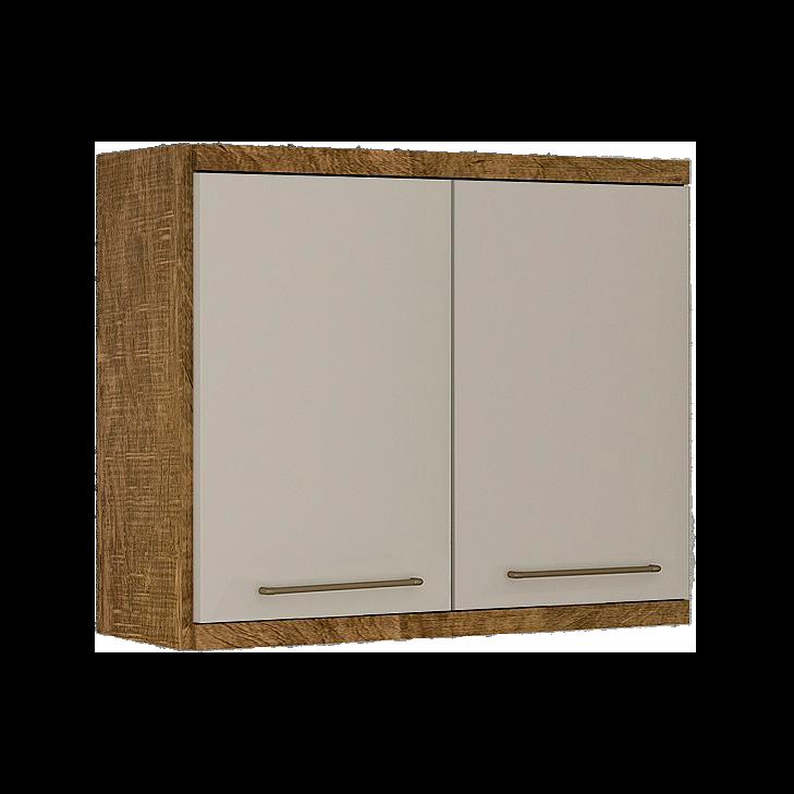 Armário Aéreo Tarantela 2 Portas Cozinha Casa Valdemoveis