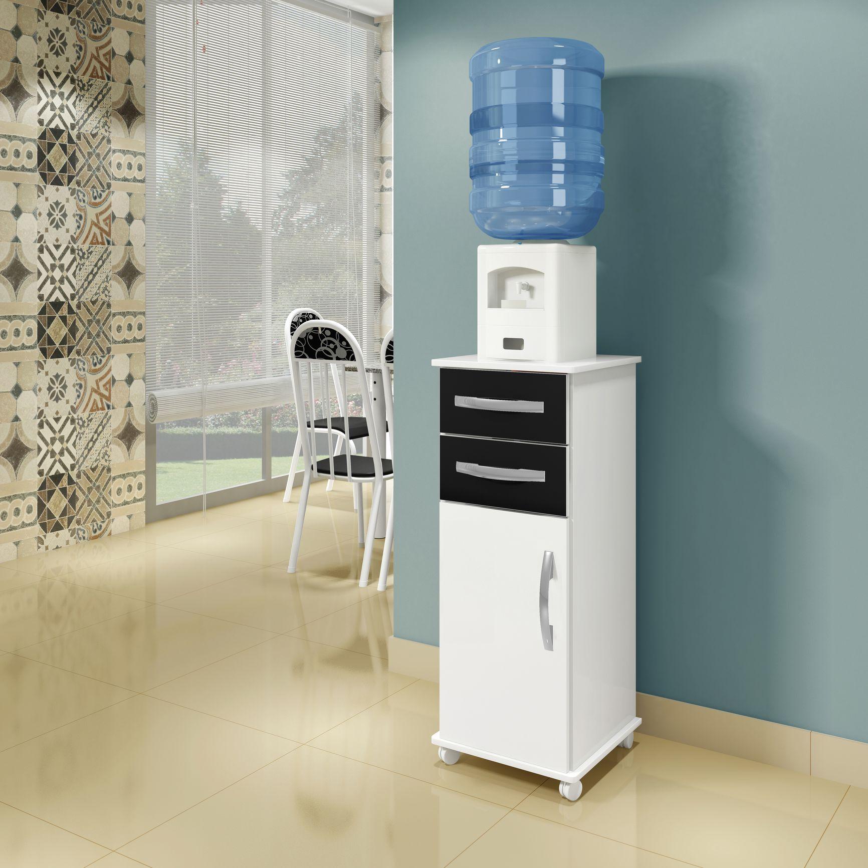 Balcão Tókio Armário de Cozinha Casa Utilitário Área Serviço