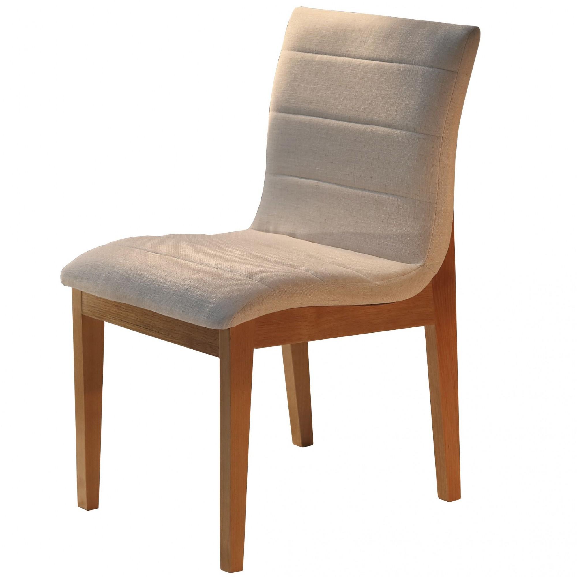Kit 2 Cadeira Arezzo Madeira para Mesa Sala Jantar Tradição