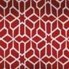 G46 Geométrico Vermelho