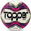 Bola Topper Campo Pro X - CORES: ROSA NEON / AZUL ANOD / PRETO
