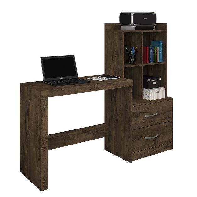 Escrivaninha Alana Mesa de Computador Escritório Casa JCM