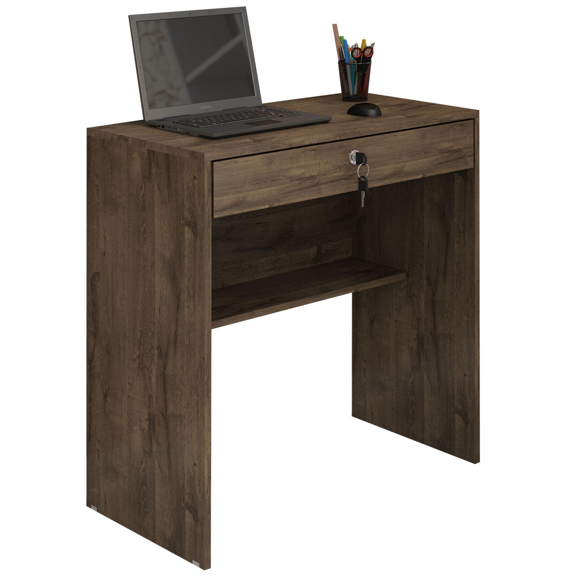 Escrivaninha Andorinha Mesa De Computador Escritório Casa