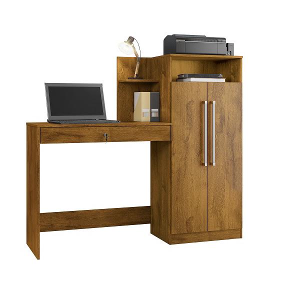 Escrivaninha Ventura Mesa de Computador Escritório Casa JCM