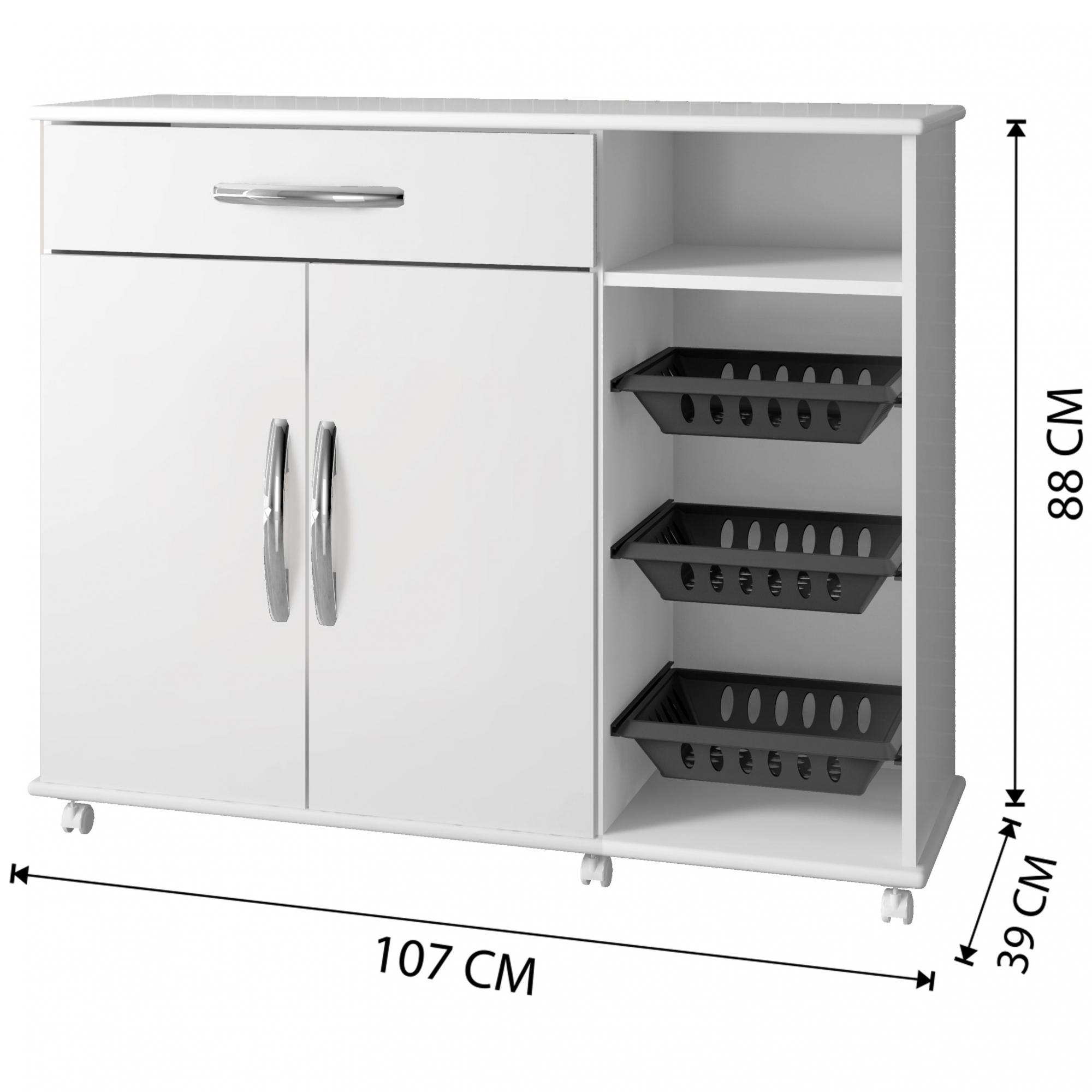Fruteira Salinas Armário de Cozinha Área Suporte microondas