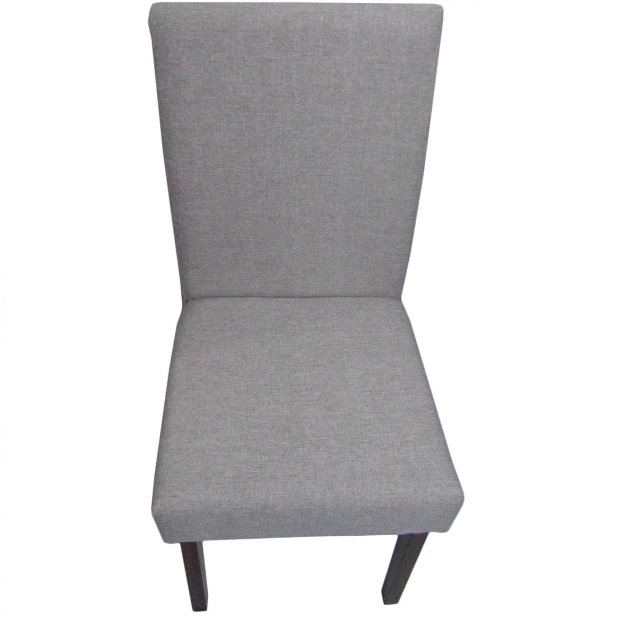 Kit 2 Cadeira Estofada para Mesa Sala de Jantar Casa Ester