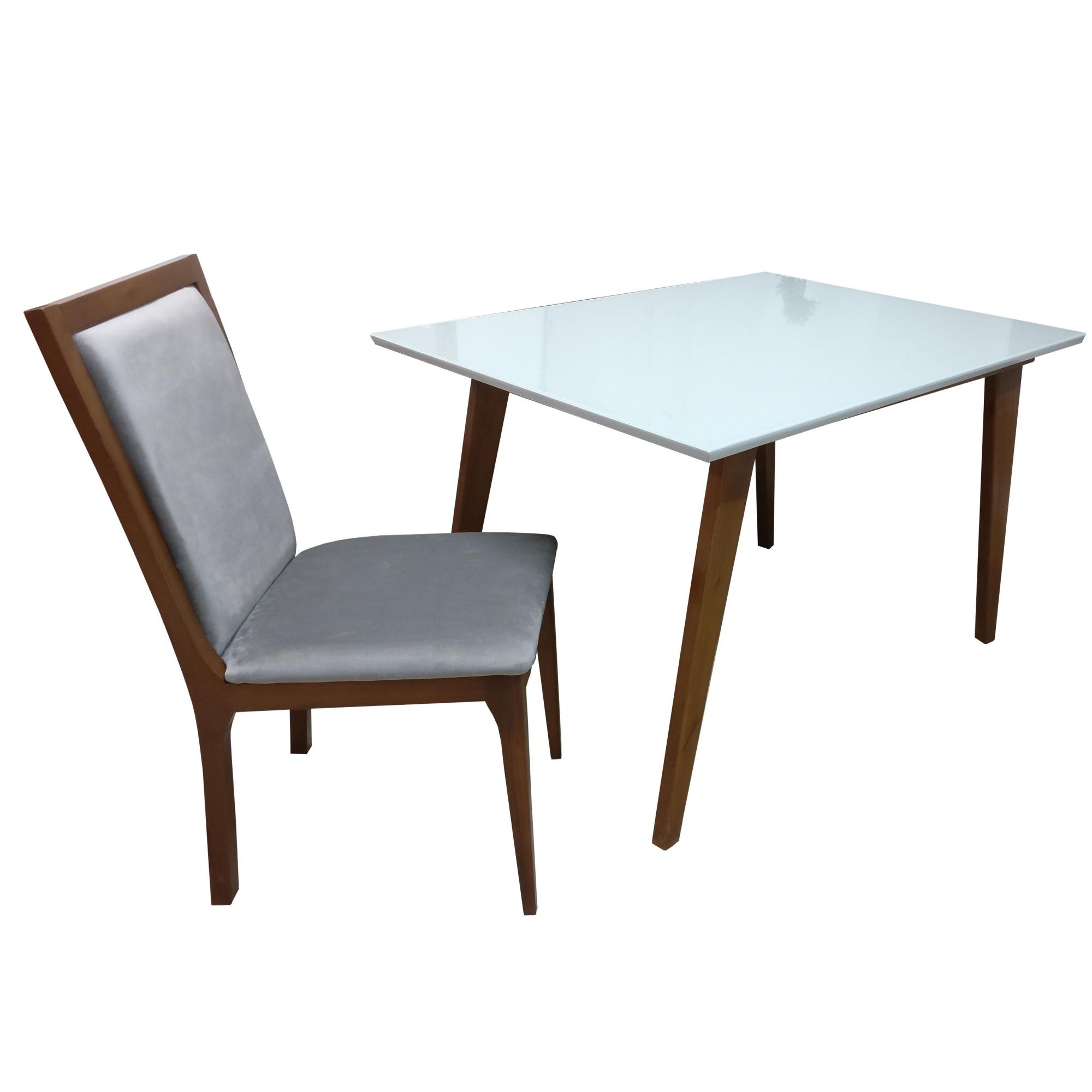 Kit 2 Cadeira Jantar Grécia Mesa Sala Jantar Ambiente Decor