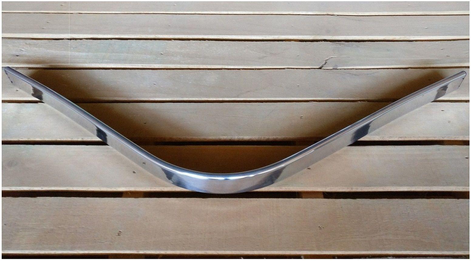 Kit Par de Braço em Alumínio Com Bucha Pra Cadeira Poltrona