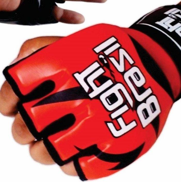 0be348d35 Luva de Vt MMA Estilo UFC Treino Fight Brasil Fbx 1372 c  NF ...