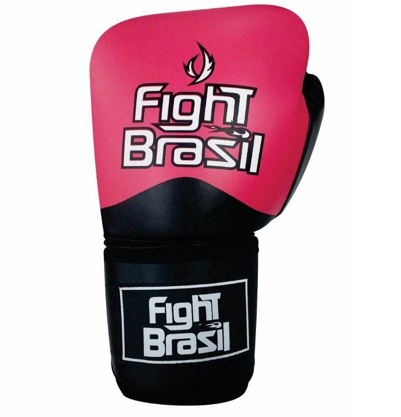 2f043972b ... Luva Muay Thai e Boxe de Treino Fight Brasil Fbx 1374 com NF ...