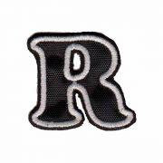 Patch Bordado - Alfabeto Letra R DV80531-419