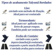 Patch Bordado - Bandeira Brasil Tan Coyote Desert BD50321-264
