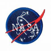 Patch Bordado - Logo Simbolo Nasa Tradicional AV20075-142