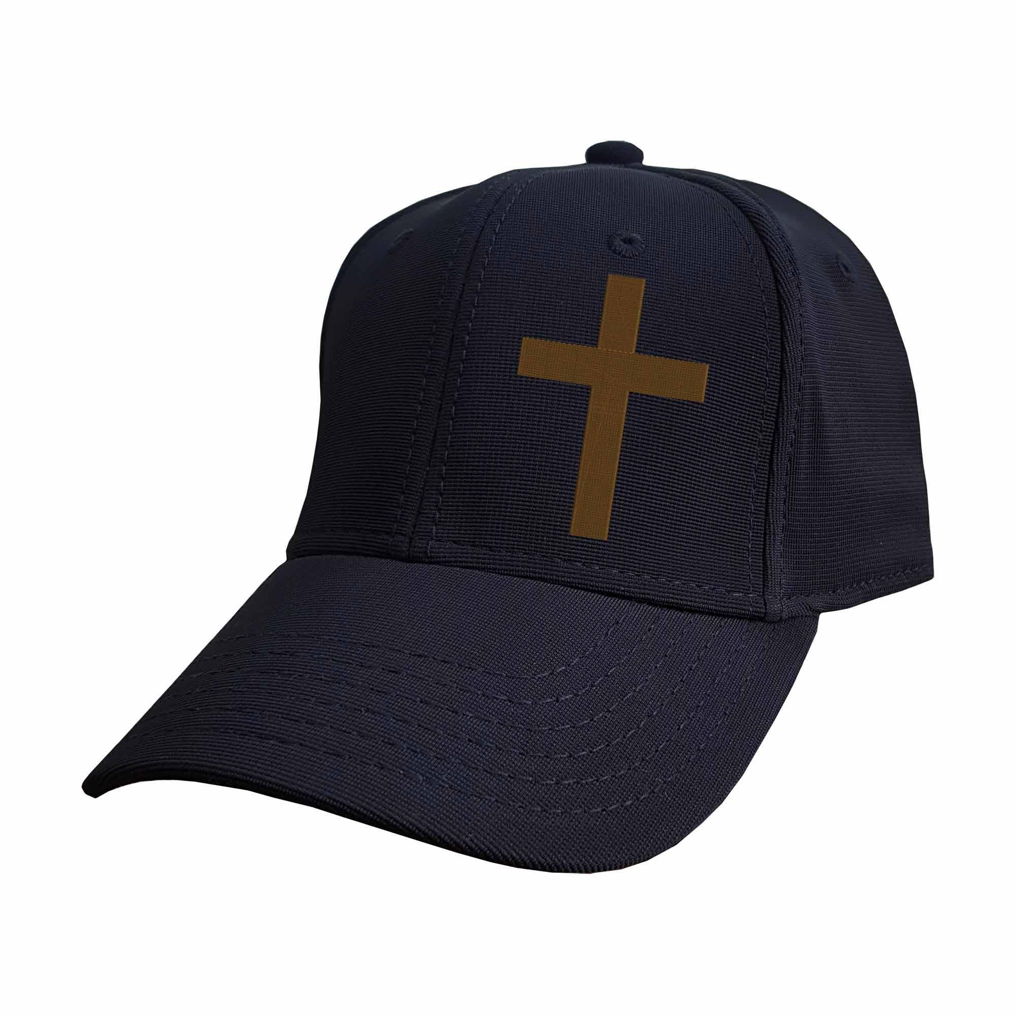 Boné Bordado Cruz Crucifixo Jesus Cristo Cristão Evangélico  - Talysmã Bordados