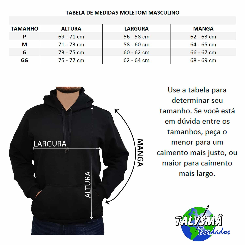 Moletom Bordado Masculino Logo Simbolo Grafico Matematica  - Talysmã Bordados