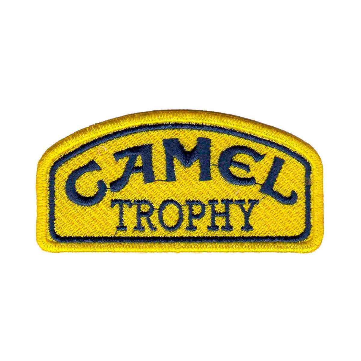 Patch Bordado - Logo Competiçao Camel Trophy AD30017-399  - Talysmã Bordados