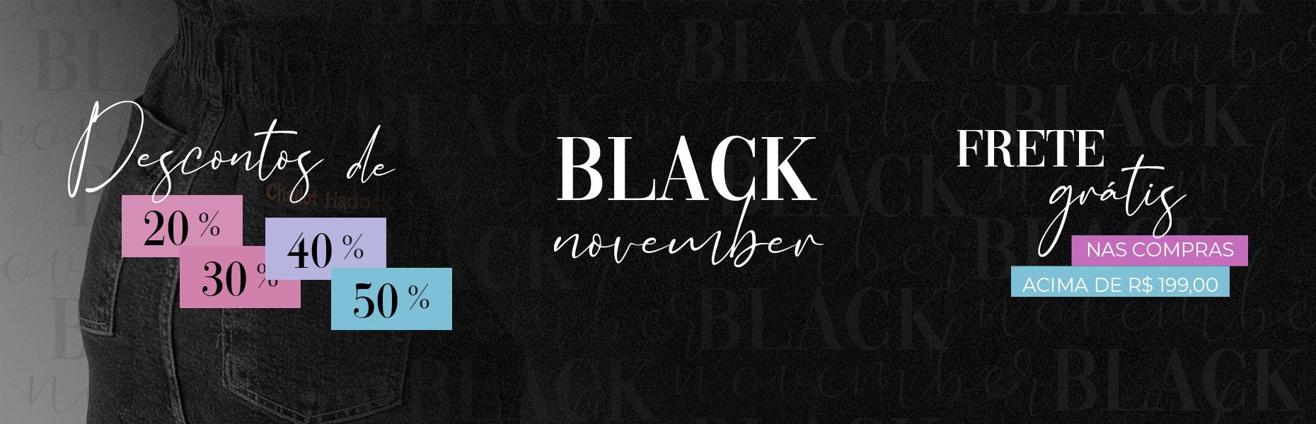 Black November - Challot Hadock